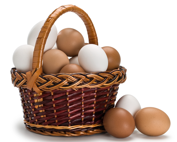 All eggs in one basket? | InterWealth Group